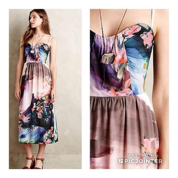 c9e78a0c091ee Anthropologie Dresses | Day Break Dress | Poshmark